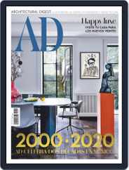 Architectural Digest Mexico (Digital) Subscription January 1st, 2020 Issue
