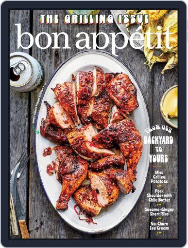 Bon Appetit (Digital) June 1st, 2020 Issue Cover