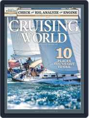 Cruising World (Digital) Subscription April 1st, 2019 Issue