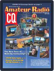 CQ Amateur Radio (Digital) Subscription May 1st, 2020 Issue