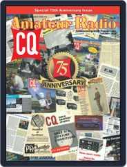 CQ Amateur Radio (Digital) Subscription January 1st, 2020 Issue
