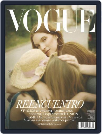 Vogue Latin America (Digital) May 1st, 2020 Issue Cover