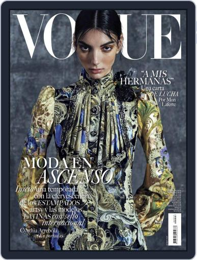 Vogue Latin America (Digital) March 1st, 2020 Issue Cover