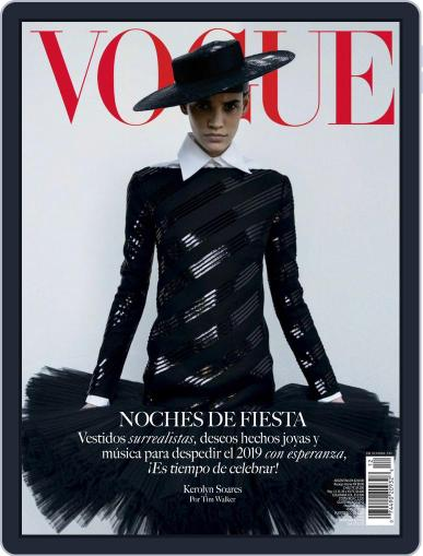 Vogue Latin America (Digital) December 1st, 2019 Issue Cover
