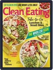 Clean Eating (Digital) Subscription January 1st, 2019 Issue