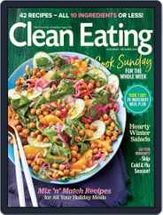Clean Eating (Digital) Subscription November 1st, 2018 Issue