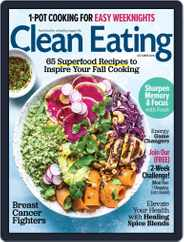 Clean Eating (Digital) Subscription October 1st, 2018 Issue