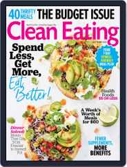 Clean Eating (Digital) Subscription September 1st, 2018 Issue