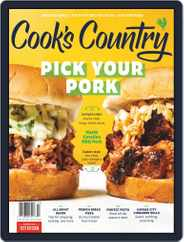 Cook's Country (Digital) Subscription June 1st, 2020 Issue