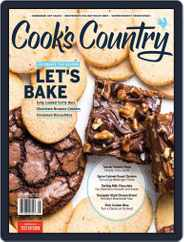 Cook's Country (Digital) Subscription December 1st, 2019 Issue