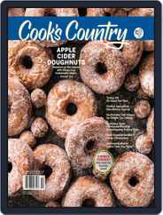 Cook's Country (Digital) Subscription October 1st, 2019 Issue