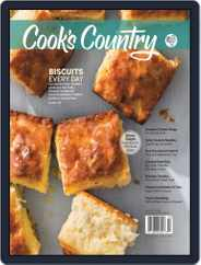 Cook's Country (Digital) Subscription June 1st, 2019 Issue