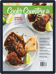 Cook's Country (Digital) Subscription April 1st, 2019 Issue