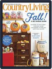 Country Living (Digital) Subscription October 1st, 2019 Issue