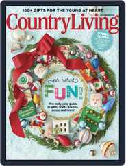 Country Living (Digital) Subscription December 1st, 2018 Issue