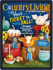 Country Living (Digital) Subscription October 1st, 2018 Issue