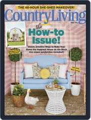 Country Living (Digital) Subscription June 1st, 2018 Issue