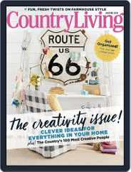 Country Living (Digital) Subscription January 1st, 2018 Issue