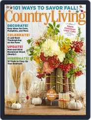 Country Living (Digital) Subscription November 1st, 2017 Issue