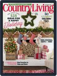 Country Living (Digital) Subscription December 1st, 2015 Issue