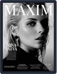 Maxim México (Digital) Subscription July 1st, 2020 Issue