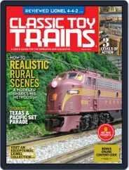 Classic Toy Trains (Digital) Subscription March 1st, 2020 Issue