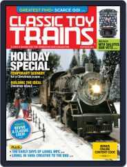 Classic Toy Trains (Digital) Subscription December 1st, 2019 Issue