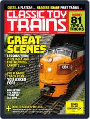 Classic Toy Trains (Digital) Subscription November 1st, 2019 Issue