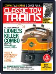 Classic Toy Trains (Digital) Subscription July 1st, 2019 Issue