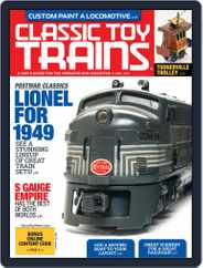Classic Toy Trains (Digital) Subscription March 1st, 2019 Issue