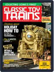 Classic Toy Trains (Digital) Subscription December 1st, 2018 Issue