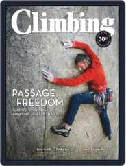 Climbing (Digital) Subscription May 1st, 2020 Issue