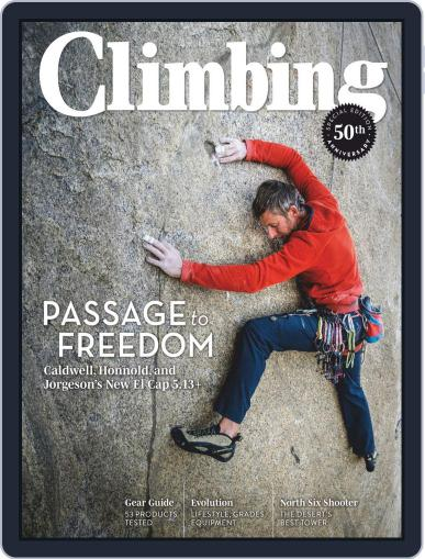 Climbing (Digital) May 1st, 2020 Issue Cover