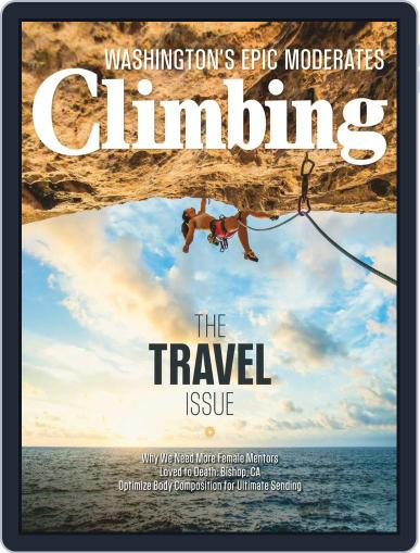 Climbing (Digital) February 1st, 2020 Issue Cover