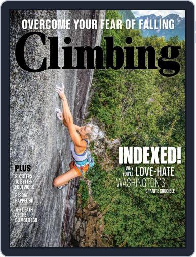 Climbing Magazine (Digital) December 1st, 2019 Issue Cover