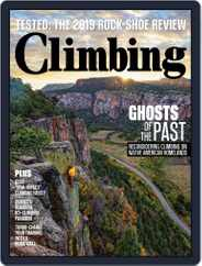 Climbing (Digital) Subscription October 1st, 2019 Issue