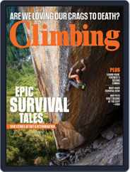 Climbing (Digital) Subscription June 1st, 2019 Issue