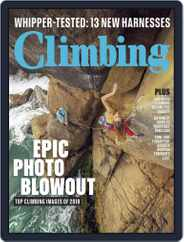 Climbing (Digital) Subscription August 1st, 2018 Issue