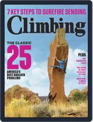Climbing (Digital) Subscription June 1st, 2018 Issue