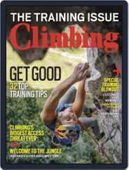 Climbing (Digital) Subscription December 1st, 2017 Issue