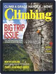 Climbing (Digital) Subscription November 1st, 2017 Issue