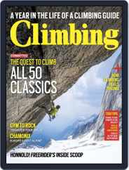 Climbing (Digital) Subscription August 1st, 2017 Issue