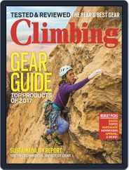 Climbing (Digital) Subscription April 1st, 2017 Issue