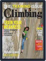 Climbing (Digital) Subscription February 1st, 2017 Issue