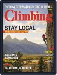 Climbing (Digital) Subscription December 1st, 2016 Issue