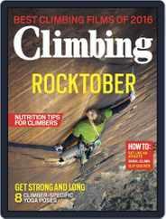 Climbing (Digital) Subscription October 1st, 2016 Issue