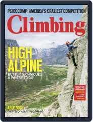 Climbing (Digital) Subscription July 5th, 2016 Issue