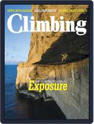 Climbing (Digital) Subscription May 31st, 2016 Issue