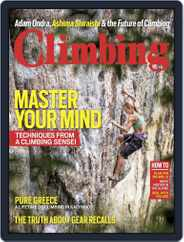 Climbing (Digital) Subscription April 26th, 2016 Issue