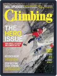 Climbing (Digital) Subscription December 1st, 2015 Issue